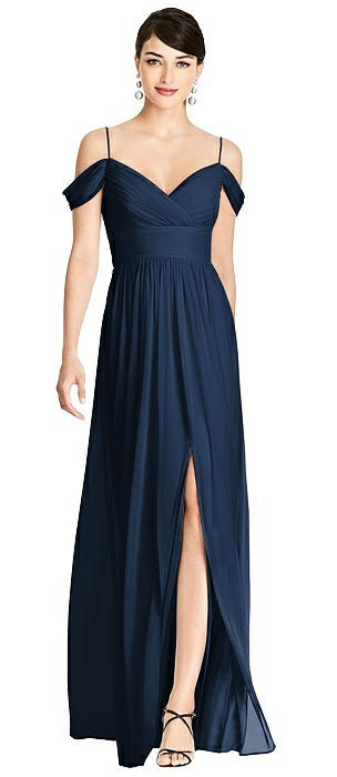 Alfred Sung Bridesmaid Dress D743