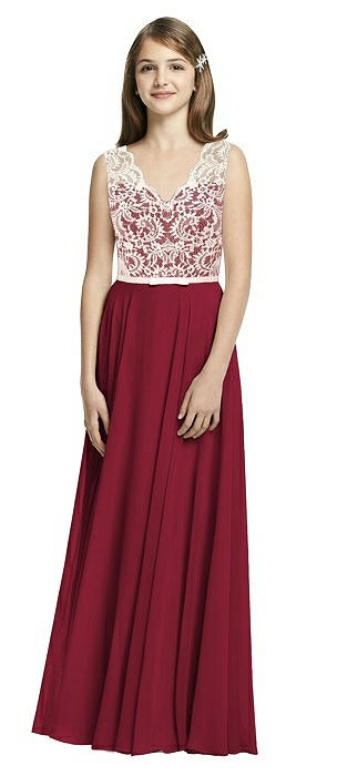 Dessy Collection Junior Bridesmaid Dress JR542