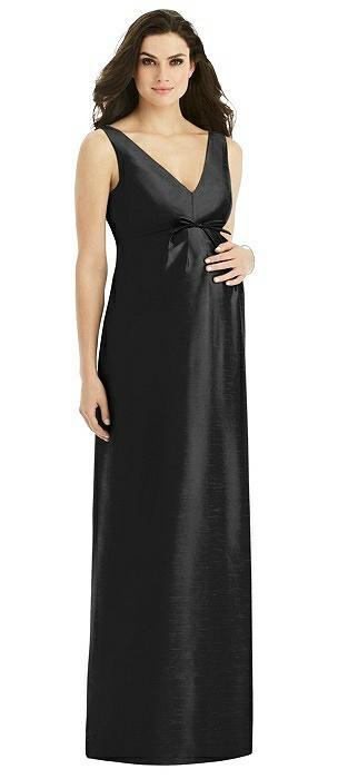 2684906e4852 Black Empire Waist Bridesmaid Dresses | The Dessy Group