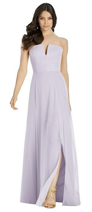 c65f9308caa Dessy Moondance Lux Chiffon Bridesmaid Dresses