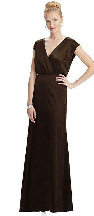 3d08d677f55 Brown Bridesmaid Dresses - Mocha