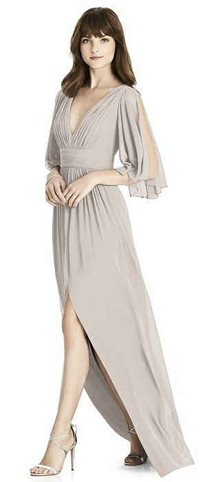 After Six Shimmer Bridesmaid Dress 6777LS