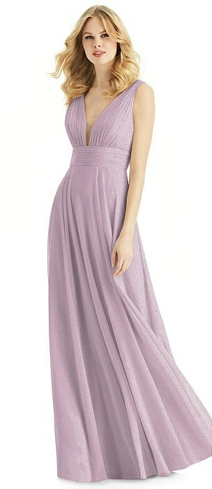 Bella Bridesmaids Shimmer Dress BB109LS
