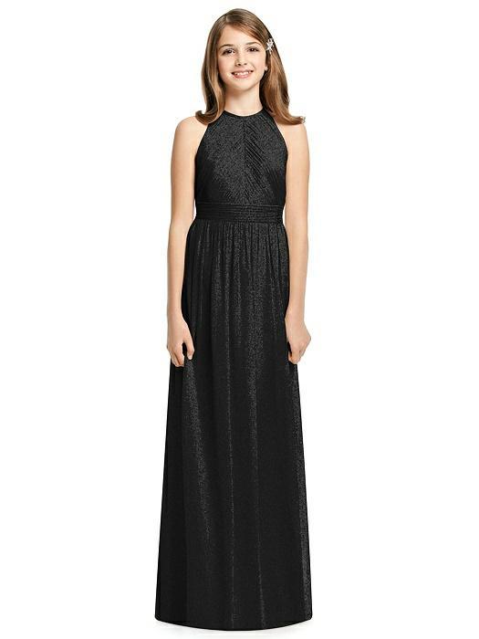 403c8c86a2cc Junior Bridesmaid Dresses Black Silver Bridesmaid Dresses | The ...