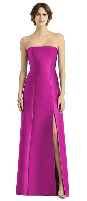 Alfred Sung Bridesmaid Dress D764