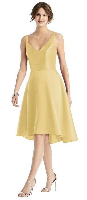 Alfred Sung Bridesmaid Dress D765