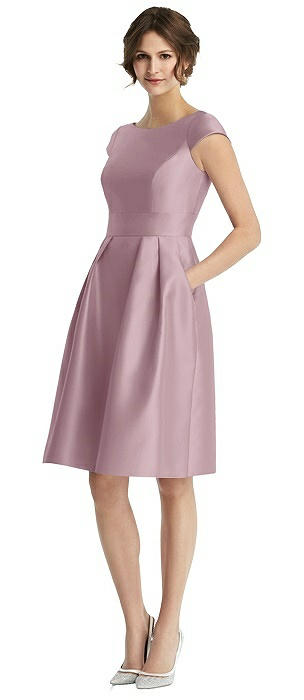 a862be13c9d4 Alfred Sung Bridesmaid Dress D766. Alfred Sung Bridesmaid Dress D766. dusty  rose