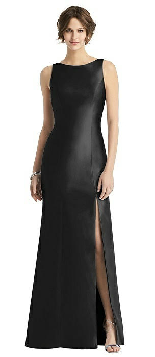 b1252254b93d Black Bateau Bridesmaid Dresses | The Dessy Group