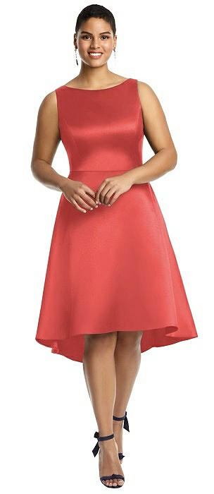 Alfred Sung Bridesmaid Dress D697