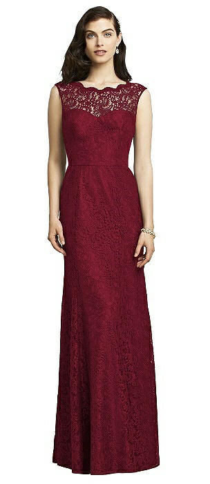 Dessy Bridesmaid Dress 2940