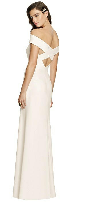 Dessy Bridesmaid Dress 2987
