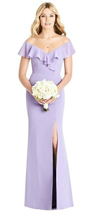 Social Bridesmaids Dress 8190