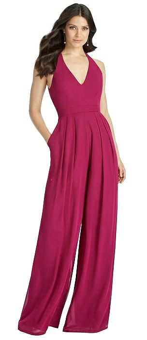 Dessy Bridesmaid Jumpsuit Arielle
