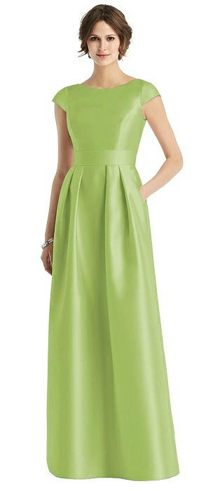Alfred Sung Bridesmaid Dress D767