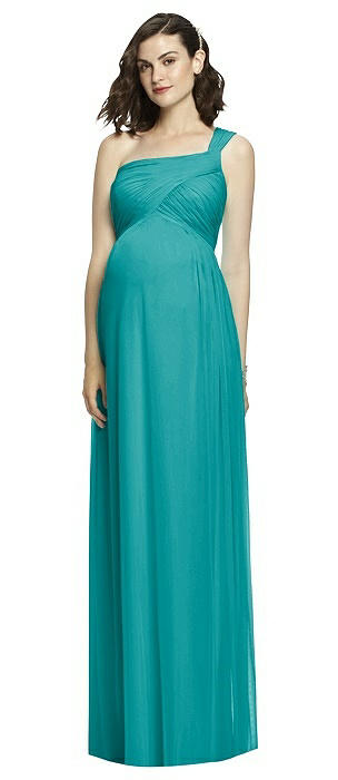Alfred Sung Maternity Dress Style M427