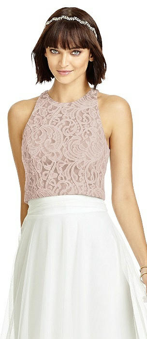 Dessy Collection Bridesmaid Top T2974 On Sale