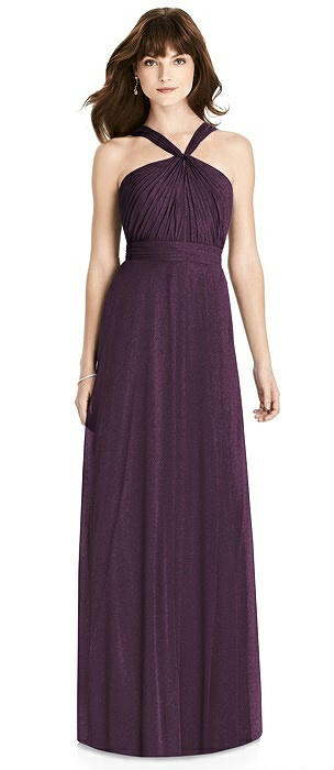 After Six Shimmer Bridesmaid Dress 6783LS