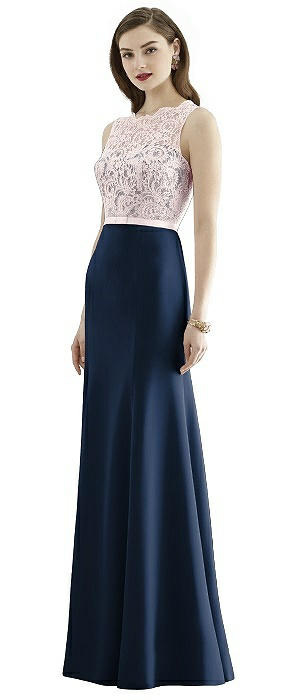 Dessy Bridesmaid Dress 2945