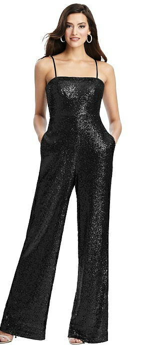 Dessy Bridesmaid Jumpsuit Alexis