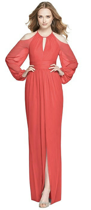 Dessy Bridesmaid Dress 3018