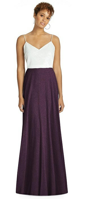 After Six Bridesmaid Skirt S1518LS