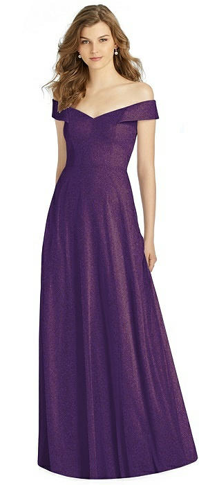 Bella Bridesmaid Shimmer Dress BB123LS