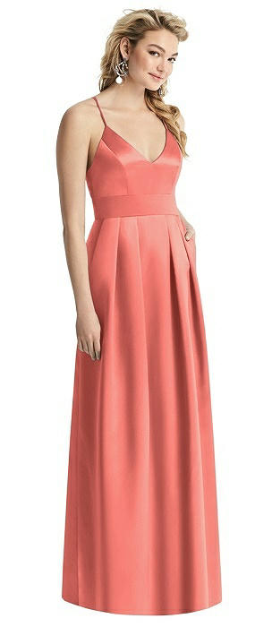 ee10aeb1f1 Orange Bridesmaid Dresses - Long & Short Styles | The Dessy Group