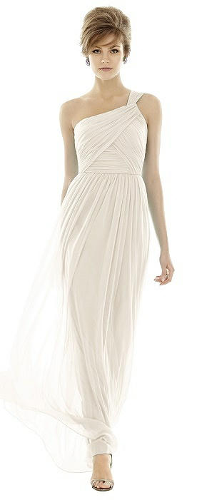 Alfred Sung Bridesmaid Dress D691