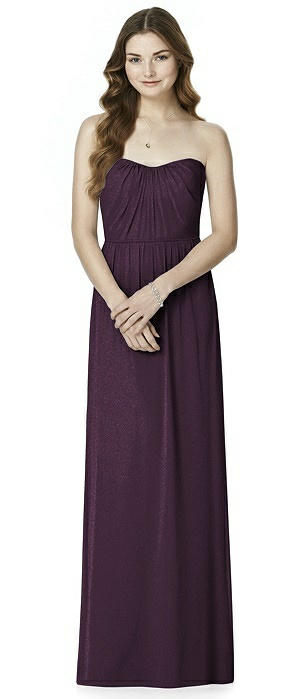 Bella Bridesmaids Shimmer Dress BB101LS