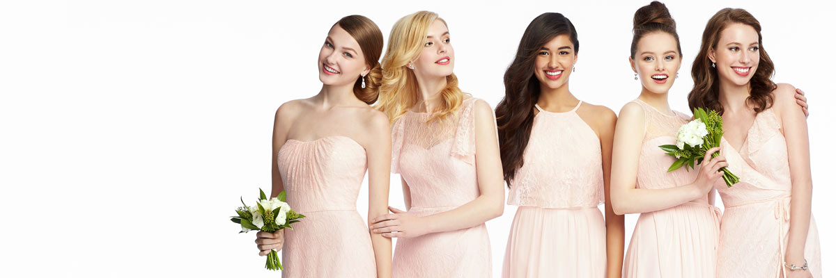 Bridesmaid Dresses and Formal Gowns - The Dessy Group